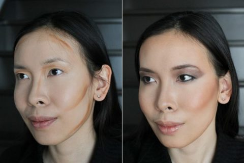 how to contour maggie