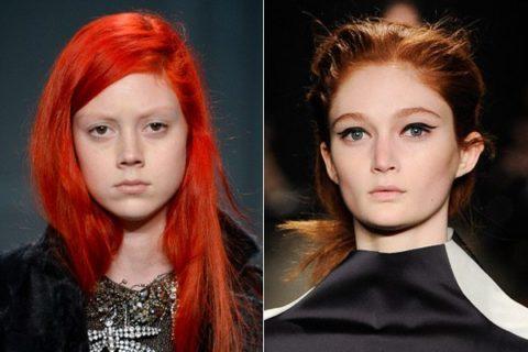 best models new york fashion week fall 2014