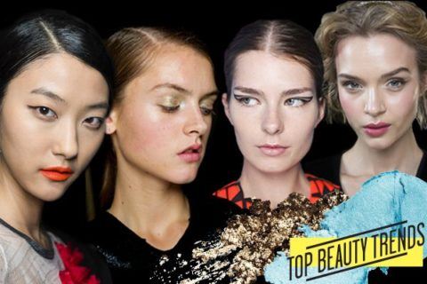 spring beauty 2014 trends