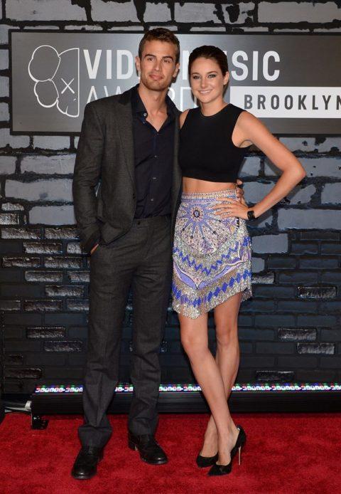 Shailene Woodley MTV Video Awards 2013