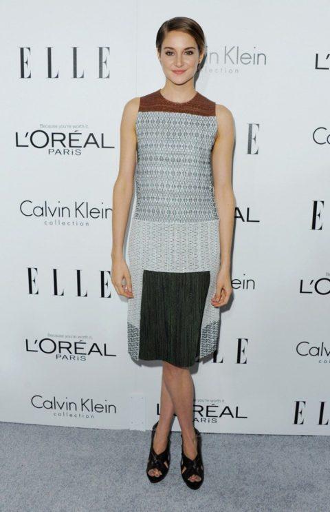 Shailene Woodley Women in Hollywood