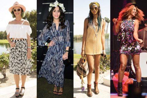Coachella 2014 celeb style