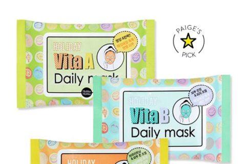 Holika sheet mask