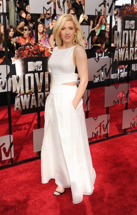 MTV Movie Awards 2014 Ellie Goulding