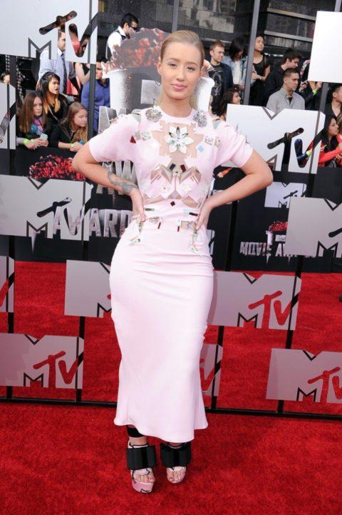 MTV Movie Awards 2014 Iggy Azealia