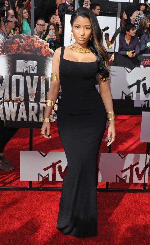 MTV Movie Awards 2014 Nicki Minaj