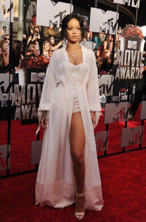 MTV Movie Awards 2014 Rihanna