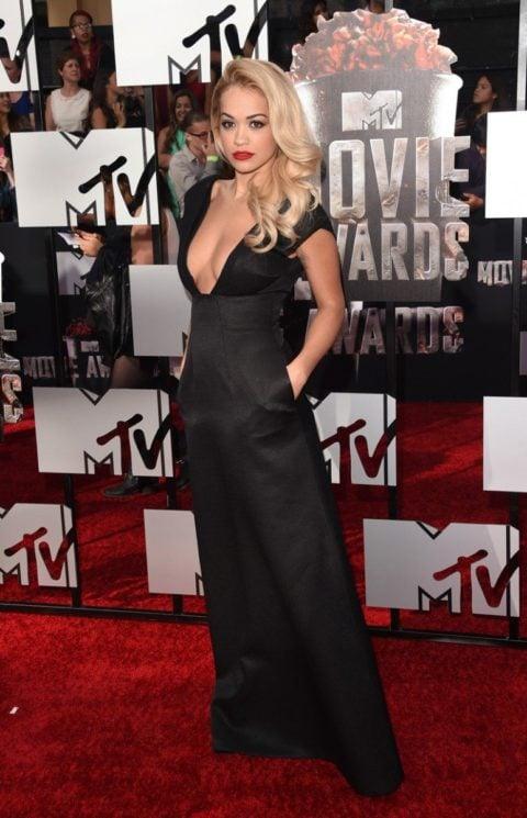 MTV Movie Awards 2014 Rita Ora