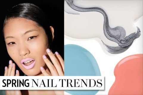 nail trends spring 2014