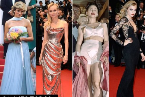 Cannes Red Carpet Top 10
