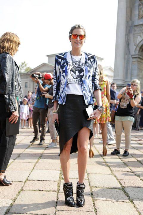 How To Wear Asymmetrical Hems
