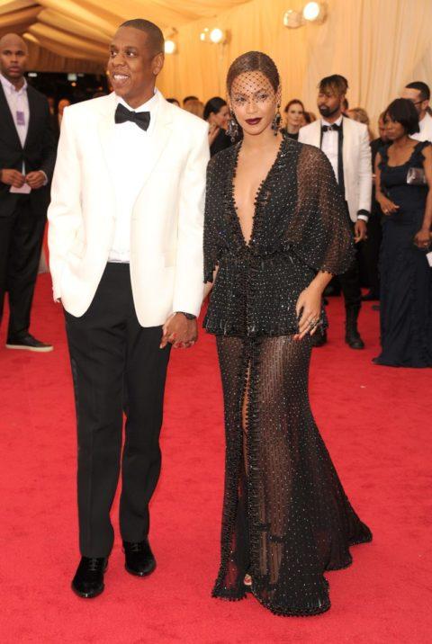 Met Gala 2014 Jay-Z Beyonce