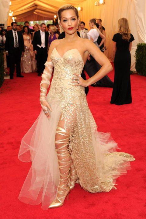 Met Gala 2014 Rita Ora