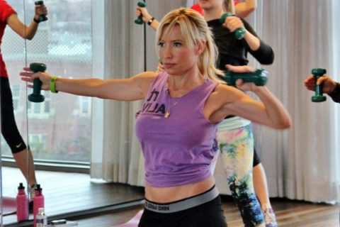 Tracy Anderson workout samsung