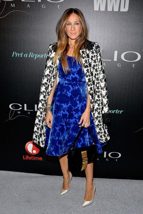 celebrity style sarah jessica parker