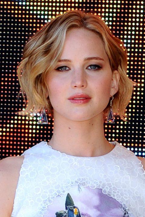Jennifer Lawrence summer hair
