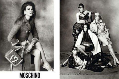 Moschino Fall 2014 Ad Campaign