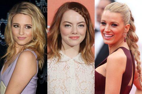 best celebrity summer hair