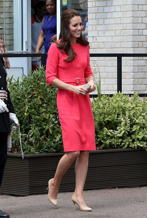 Kate Middleton Place2Be Goat