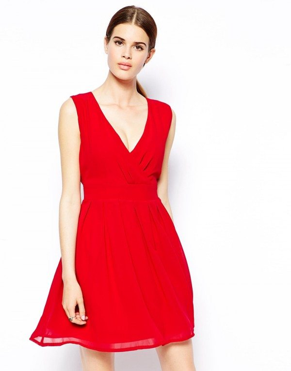 bridesmaid-dresses-asos-wrap-dress