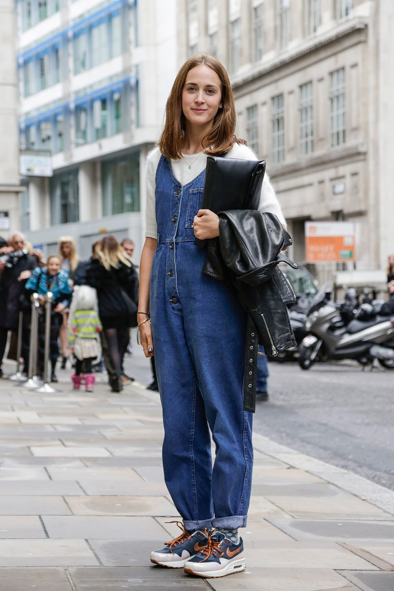 How to Wear Overalls Fashionably How to Wear Overalls 10