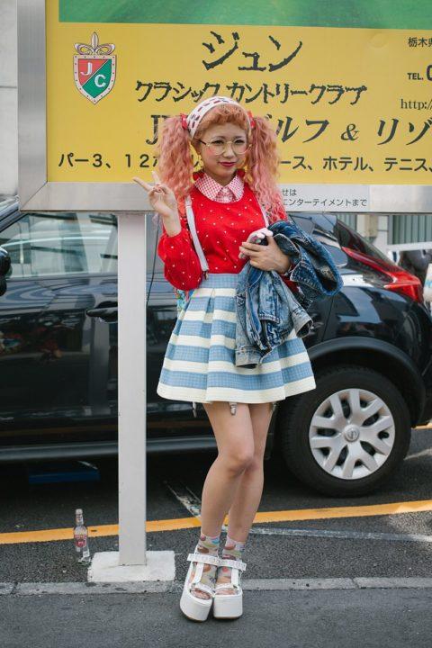 Street Style Tokyo