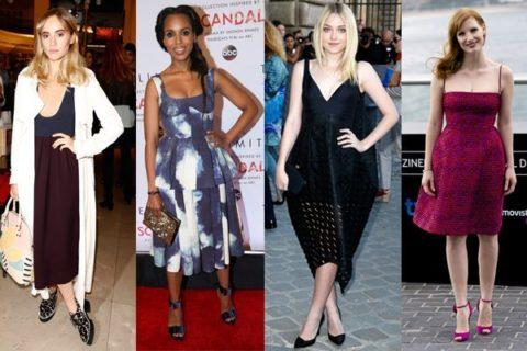 Celebrity Style Roundup Intro
