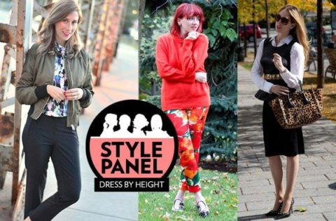 How to dress for your height Style Panel