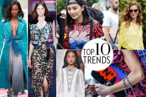 Spring 2015 Trends