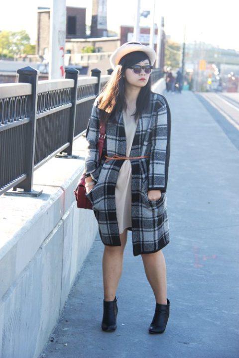Sweater Dressing Sasha Xiao