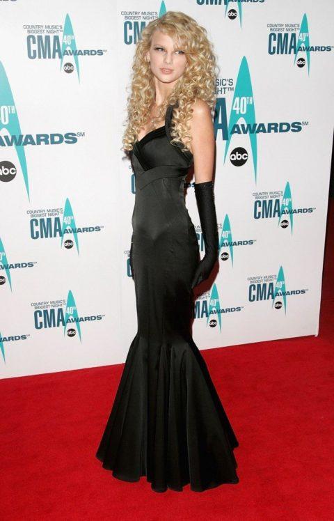 Taylor Swift Fashion CMAs 2006