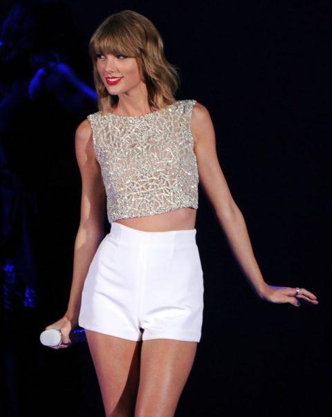 Taylor Swift Fashion 2014 CBC Radio