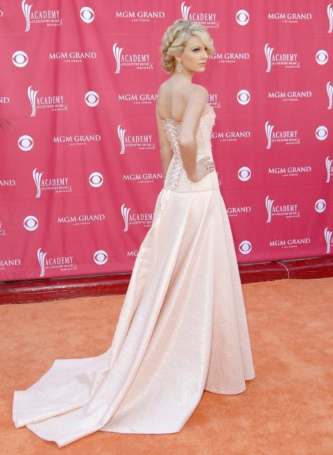 Taylor Swift Fashion ACM 2007