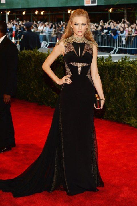 Taylor Swift Fashion Met Gala 2013