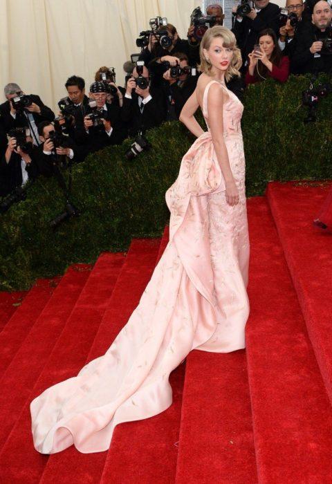 Taylor Swift Fashion Met Gala 2014