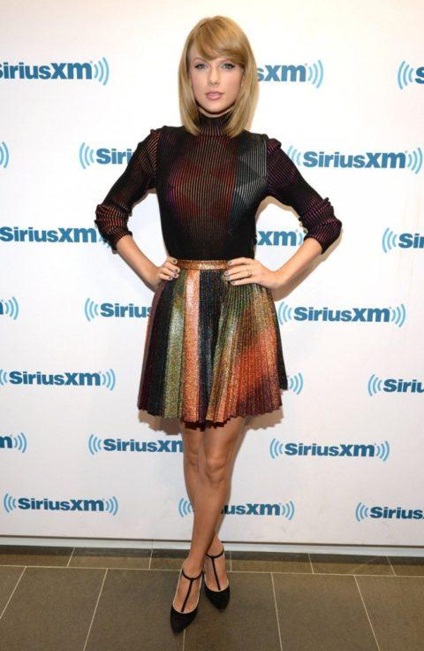 Taylor Swift Fashion Sirius XM