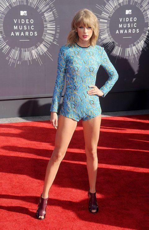 Taylor Swift Fashion VMAs 2014