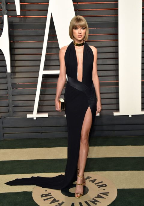 taylor swift Oscars 2016 after party