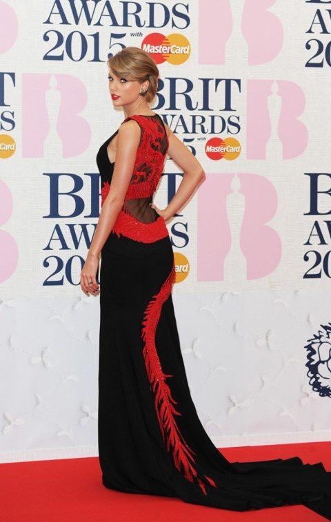 taylor swift brit awards 2015