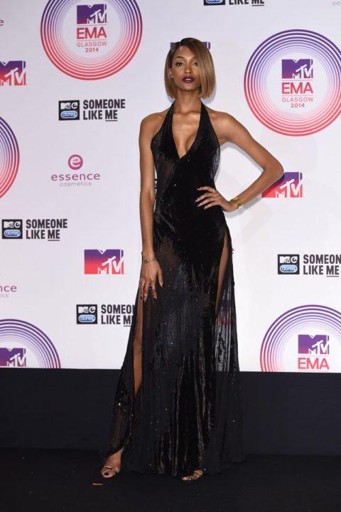 Celebrity Style Jourdan Dunne MTV EMA 2014
