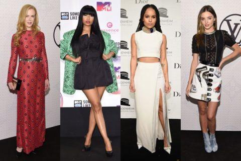 Celebrity Style Nov