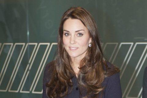 Kate Middleton Fashion SportsAid Intro