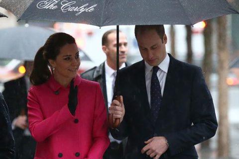 Kate Middleton Prince William national september eleven memorial museum
