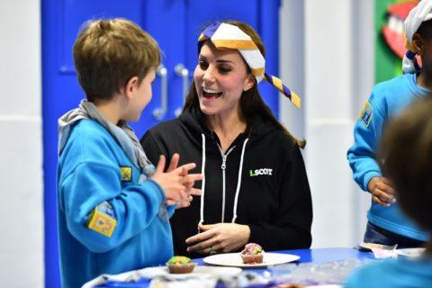 Kate Middleton 23rd Poplar Beaver Scout Colony