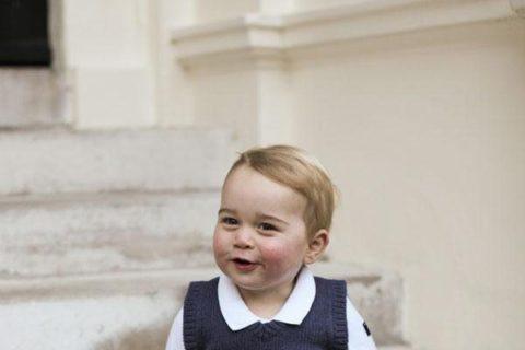prince george holiday photos