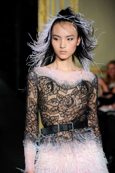 Couture Spring 2015 Alexis Mabille