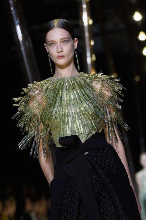 Couture Spring 2015 Armani Prive
