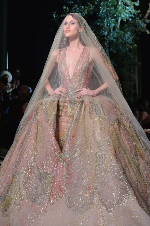 Couture Spring 2015 Valentino