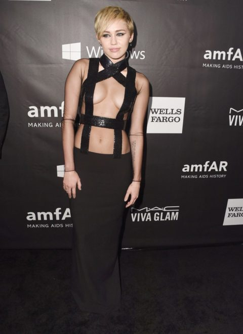 Miley Cyrus Tom Ford