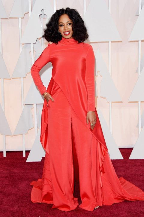 oscars 2015 solange knowles